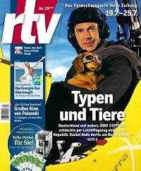 Filmdackel Bodo mit Dirk Steffens für TerraXPress